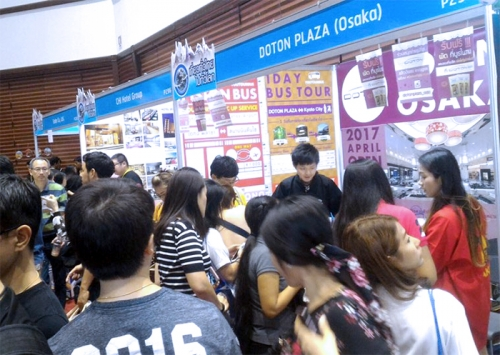 TITF(Thai International Travel Fair)平安地结束了!