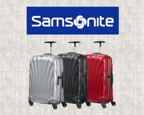 World famous suitcase brand!